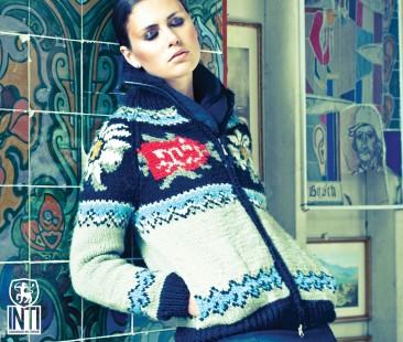 Mode van wol