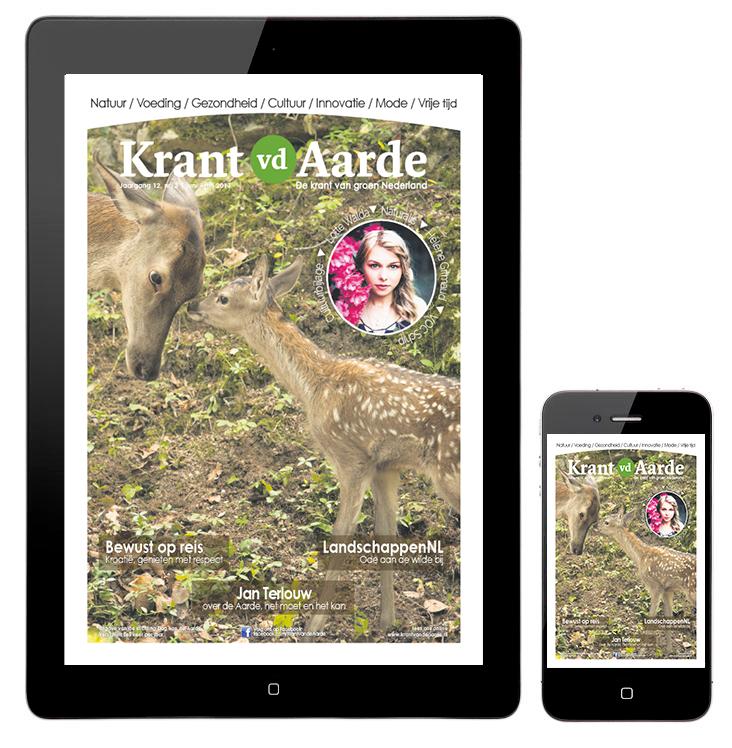 lees de krant van de aarde online zomer 2017