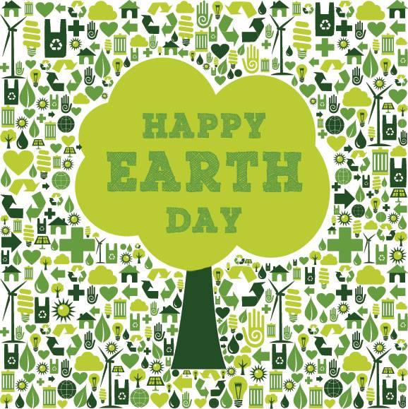 Dag van de Aarde - International Earth Day 22 april