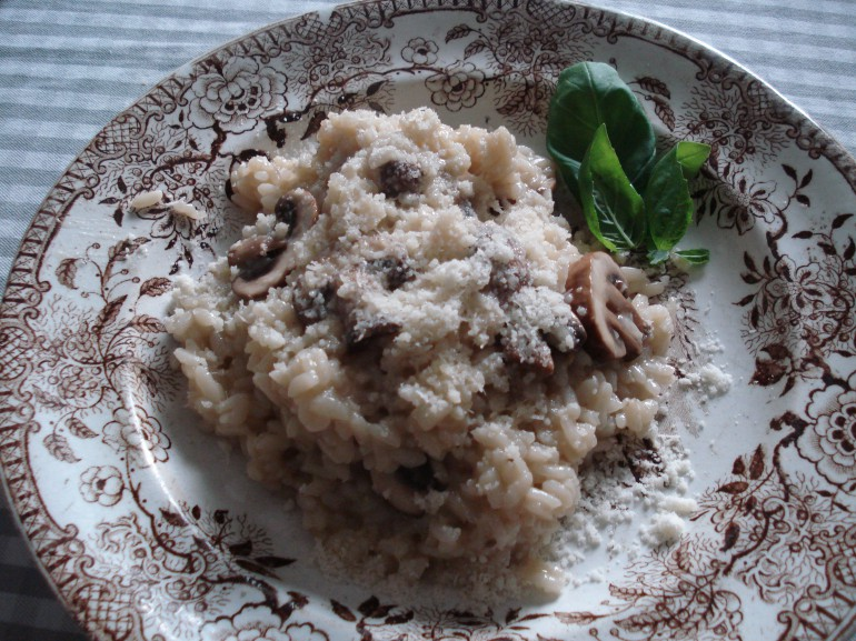 (Ont)spannende Risotto