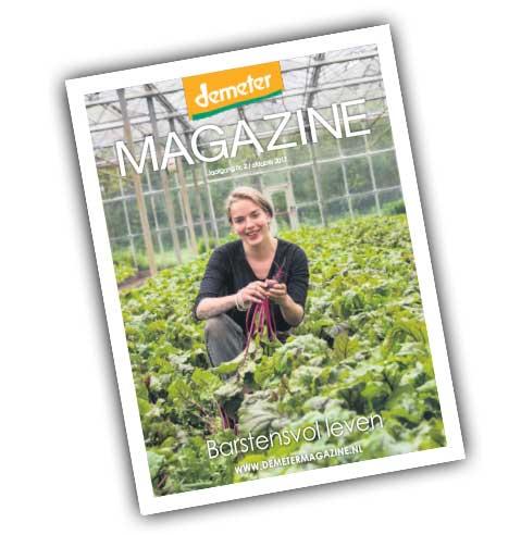 demeter magazine 2017