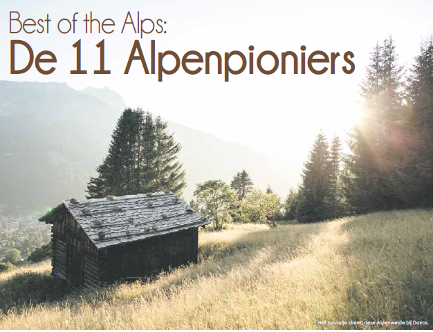Best of the Alps: De 11 Alpenpioniers