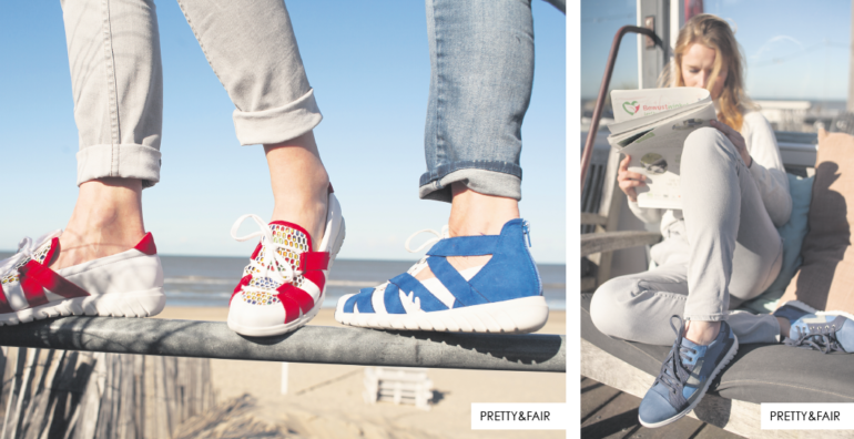 Goed nieuws over duurzame schoenen